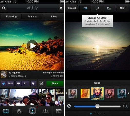Viddy: The Instagram of Video