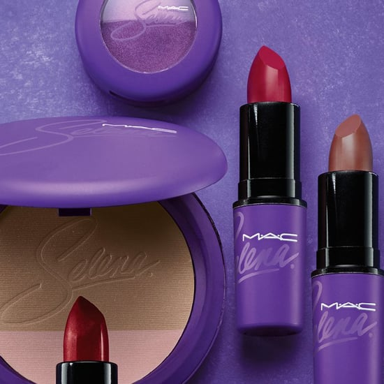 MAC x Selena Collection Swatches