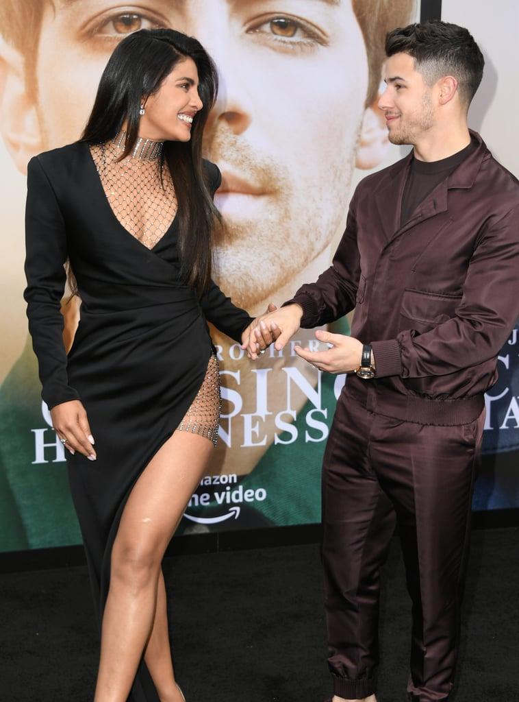 Priyanka Chopra S Dress At The Chasing Happiness Premiere