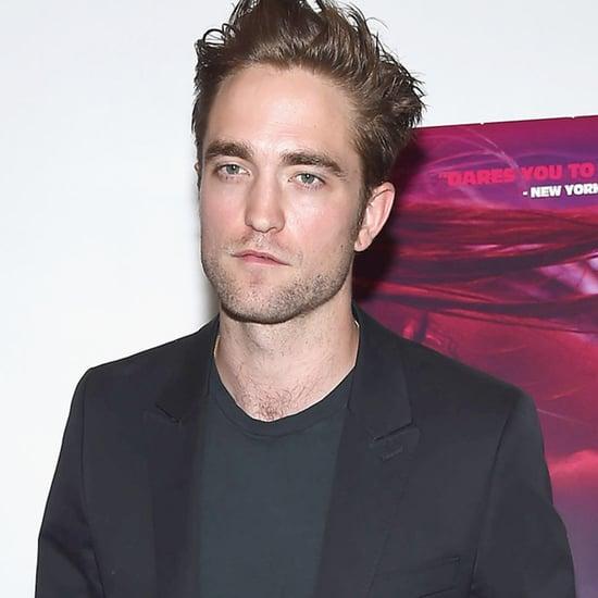 Robert Pattinson Designing Clothes