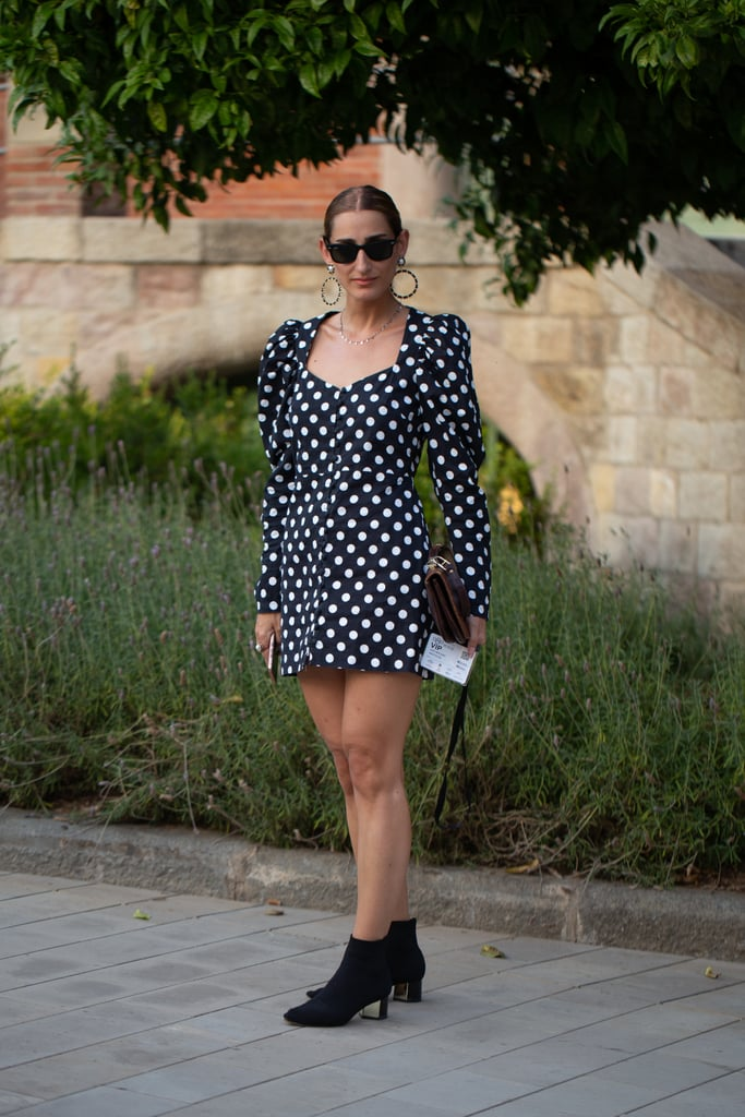 The Fall Dress Trend: Polka Dots | Cheap Fall Dress Trends ...