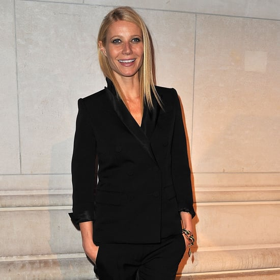 Gwyneth Paltrow at Marc Jacobs Louis Vuitton Exhibit