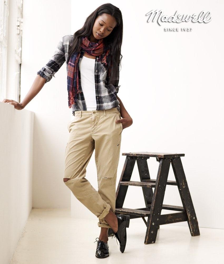 Look Book Love: Madewell's Fall Goodies