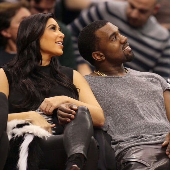 Kim Kardashian and Kanye West at Christmas in LA | Pictures
