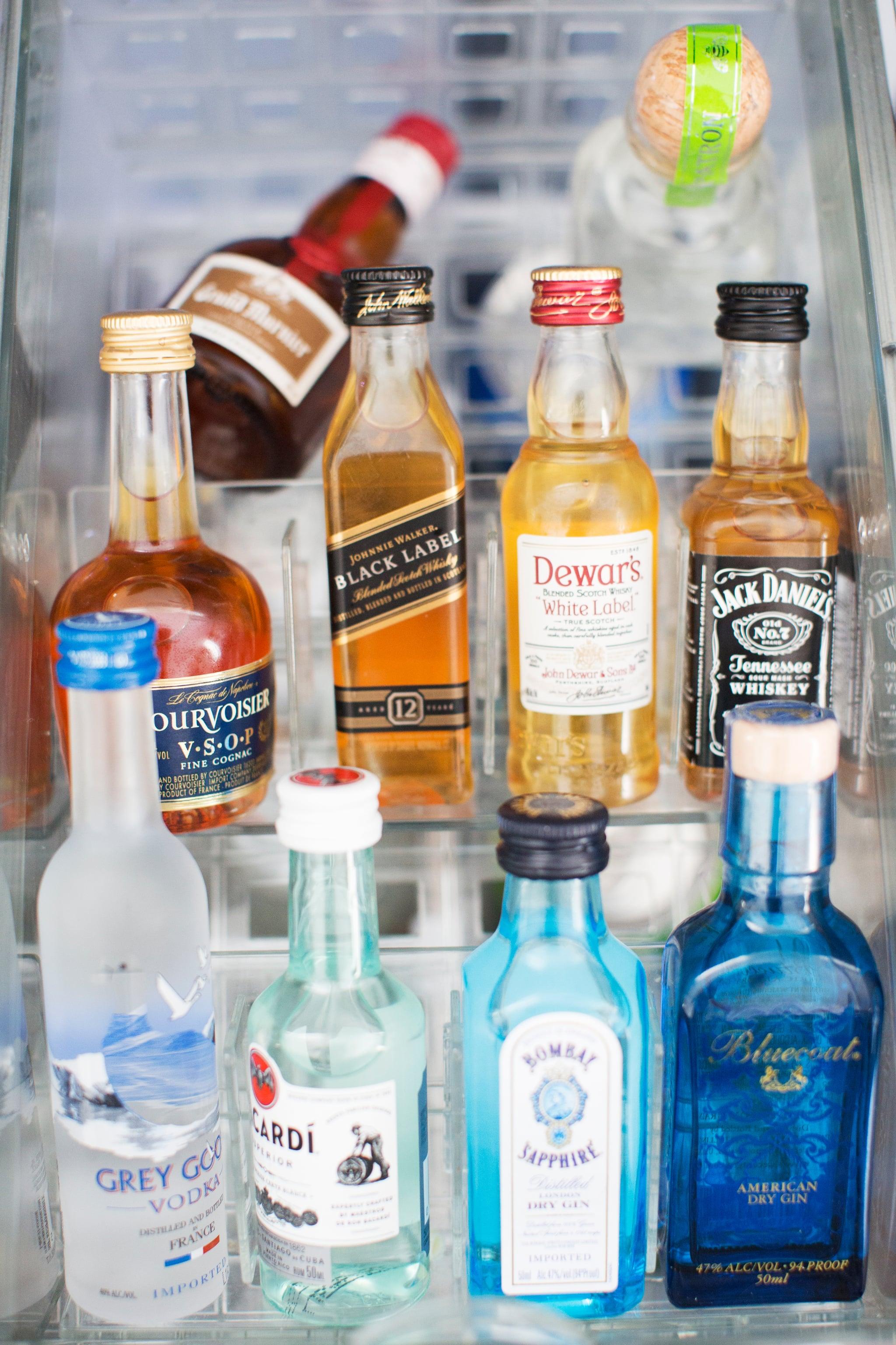 Lower Sugar Alcoholic Drinks