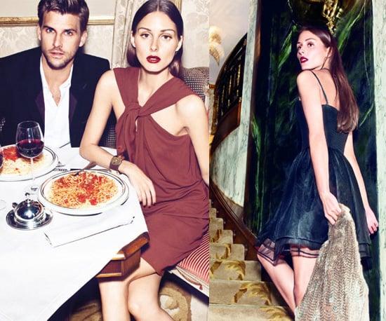 Photos of Olivia Palermo and Boyfriend Johannes Huebl for Mango