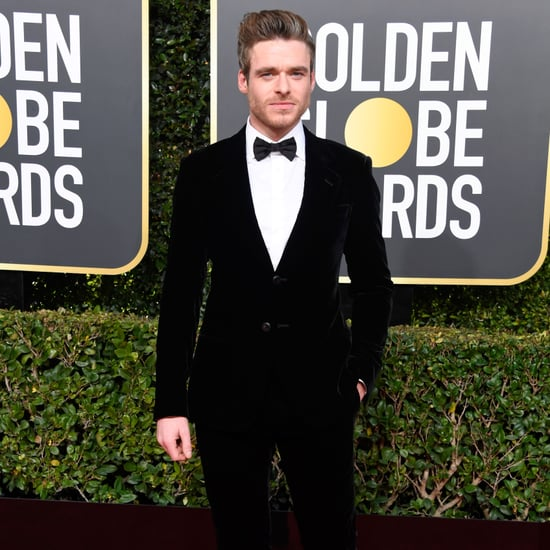 Richard Madden at the 2019 Golden Globes
