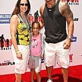 Dwayne Johnson's Cutest Family Photos