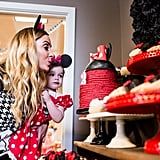 The Bachelor's Molly Mesnick Threw the Cutest Minnie Mouse Birthday Party