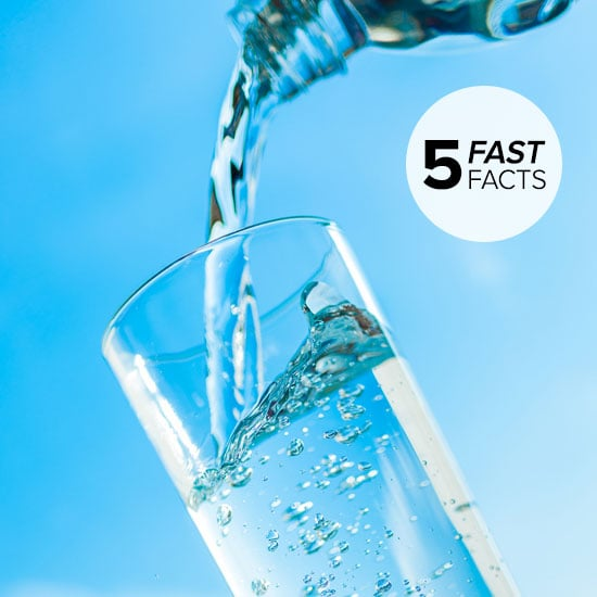 5 Surprising Health Facts About Water