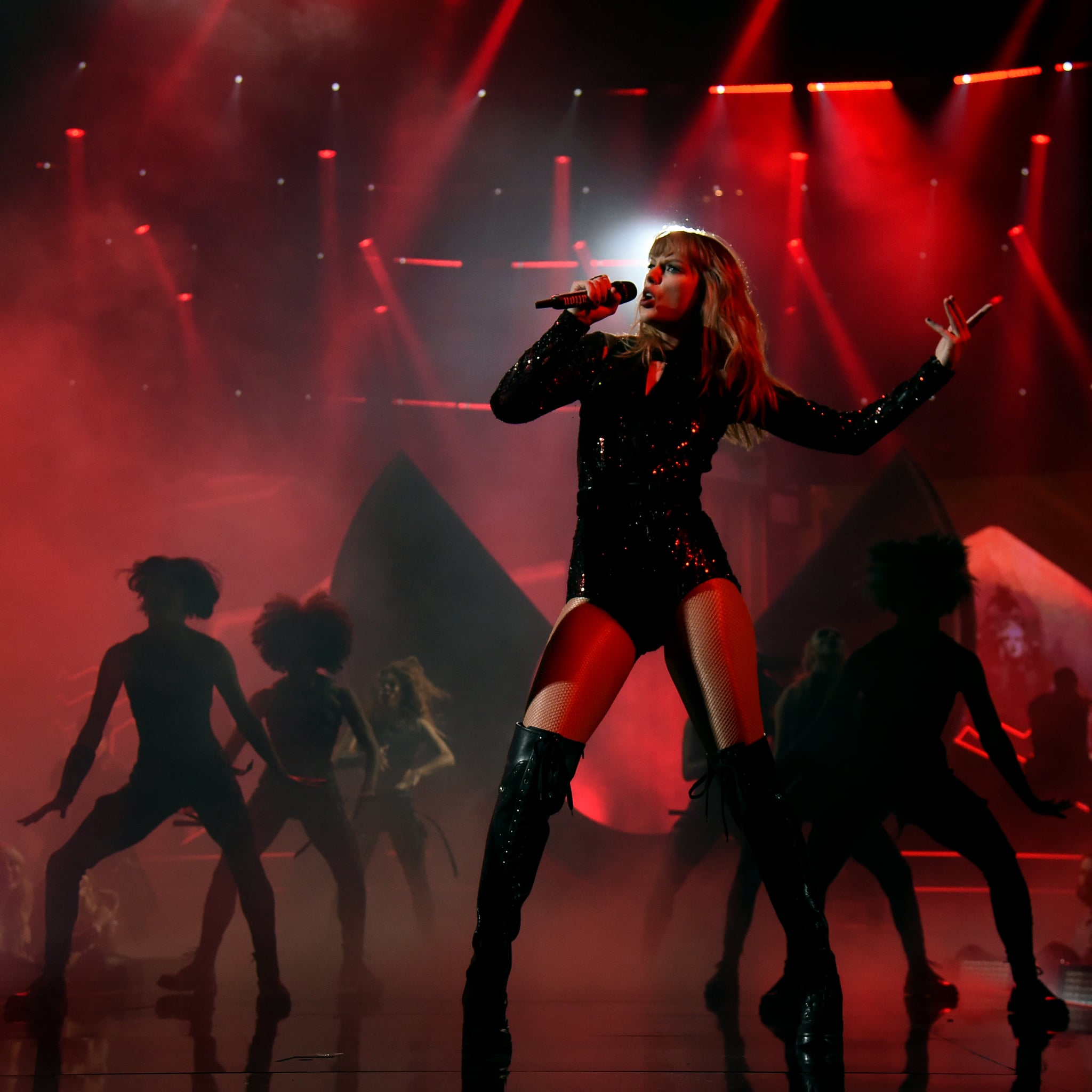 Taylor Swift S Best Performances Popsugar Entertainment