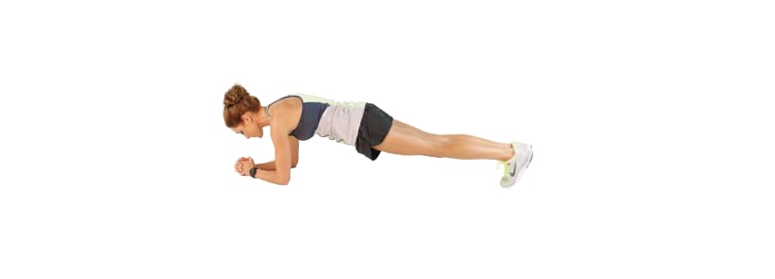 Plank — 1 Minute