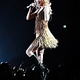 2011: Taylor Swift Traveled the World With Her Speak Now Tour