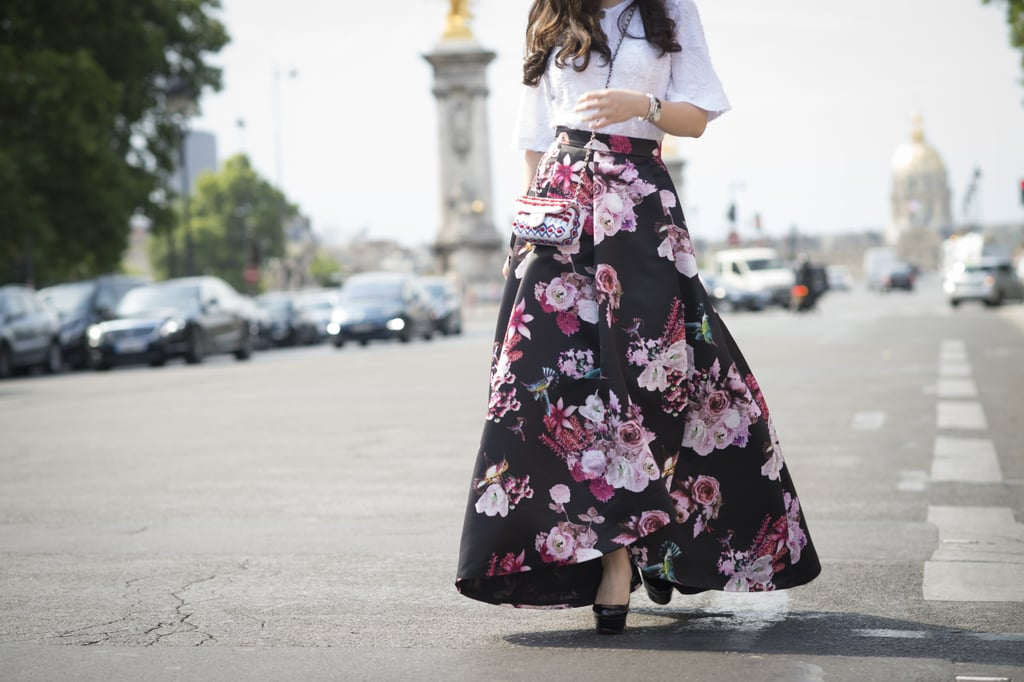 Florals aren't only meant for Spring.