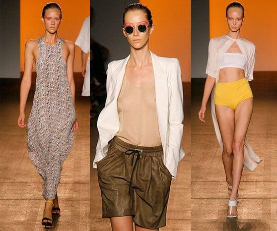 Spring 2011 New York Fashion Week: Yigal Azrouël 2010-09-15 16:27:57