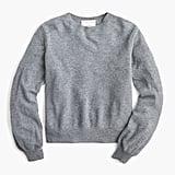 Demylee Balloon-Sleeve Sweater in Cashmere