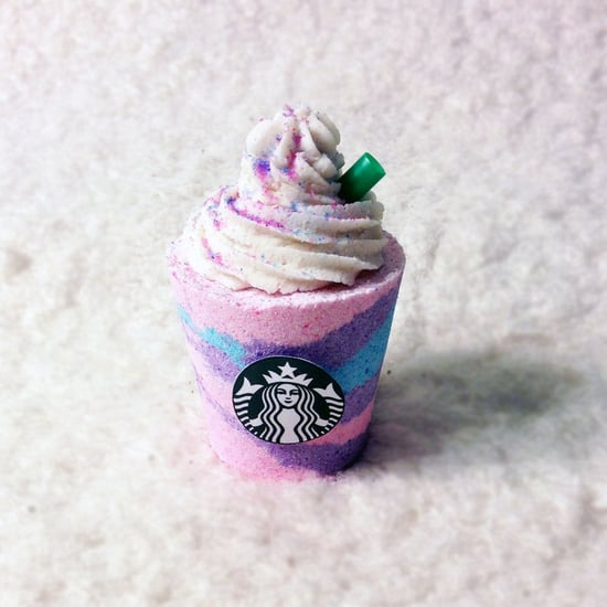 Frappuccino Bath Bombs on Etsy