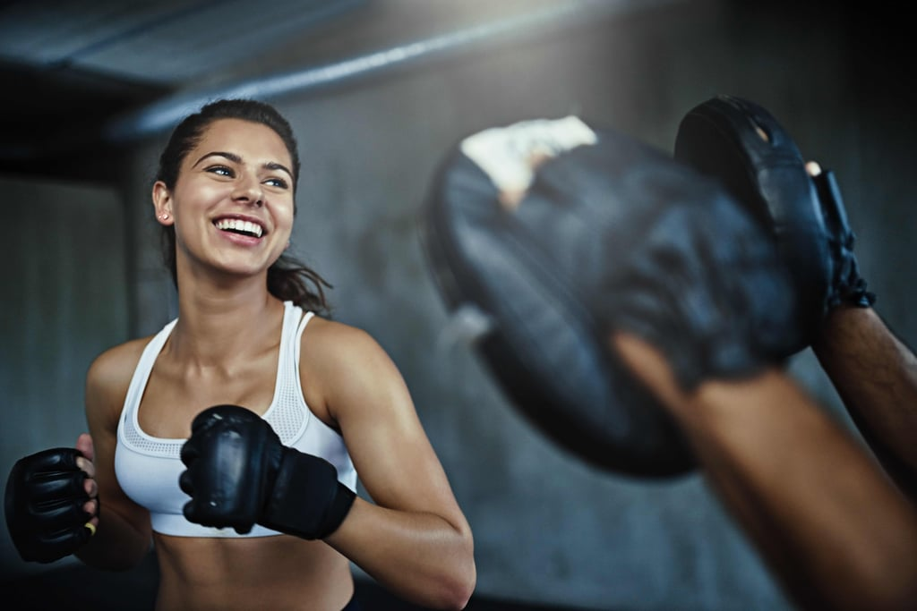 Try These (Free!) Boxing Workouts, and Torch Calories Without Ever Leaving Home
