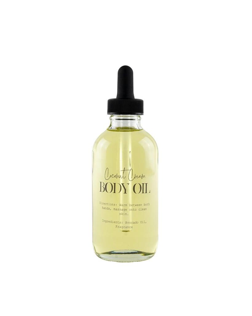 KynCare Coconut Cream Body Oil