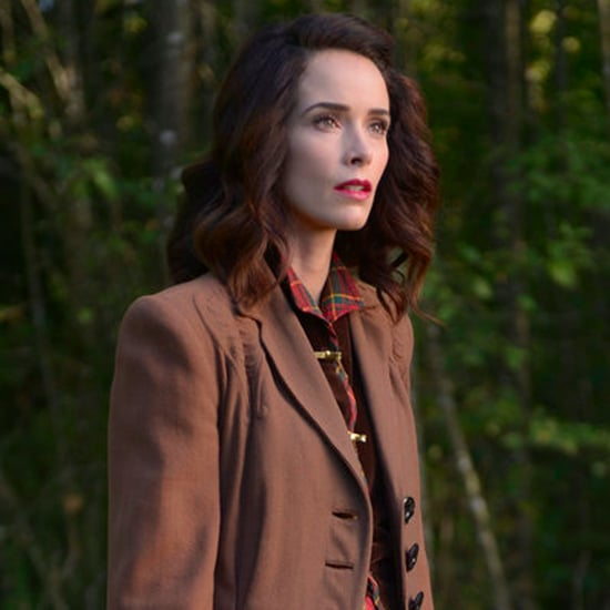 Abigail Spencer Interview About Timeless