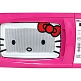 Hello Kitty microwave ($80)