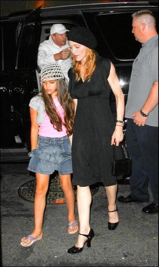 Madonna Loves New York