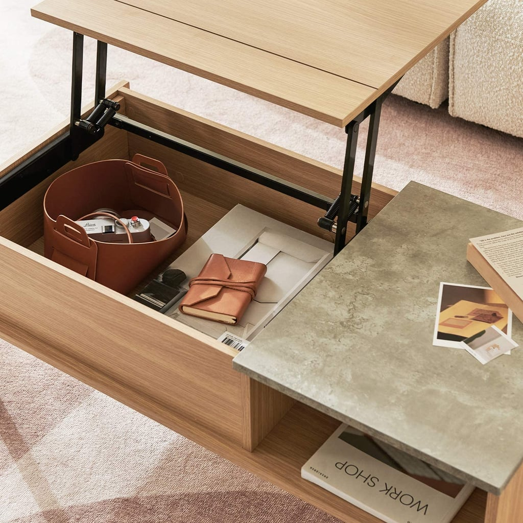 Harmati Lift Top Coffee Table