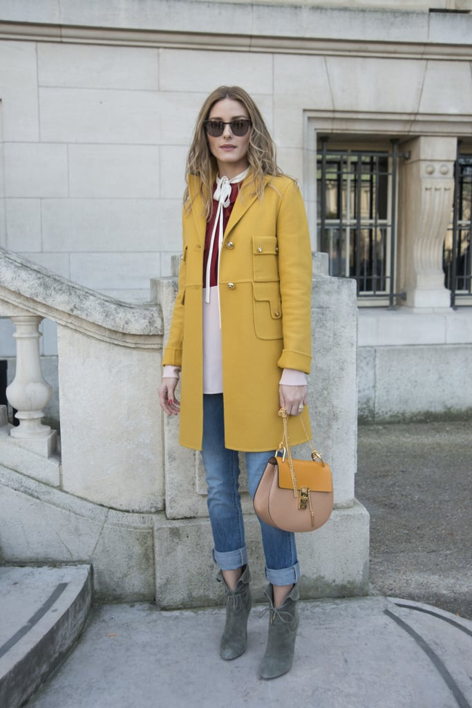 The Knee-Length Coat