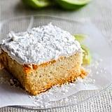Gluten-Free Lemon Lime Coconut Cake