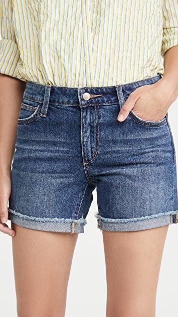 Joe's Jeans Cuffed Cutoff Shorts