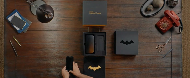Your Dreams of Owning a Batman-Themed Phone Are About to Come True