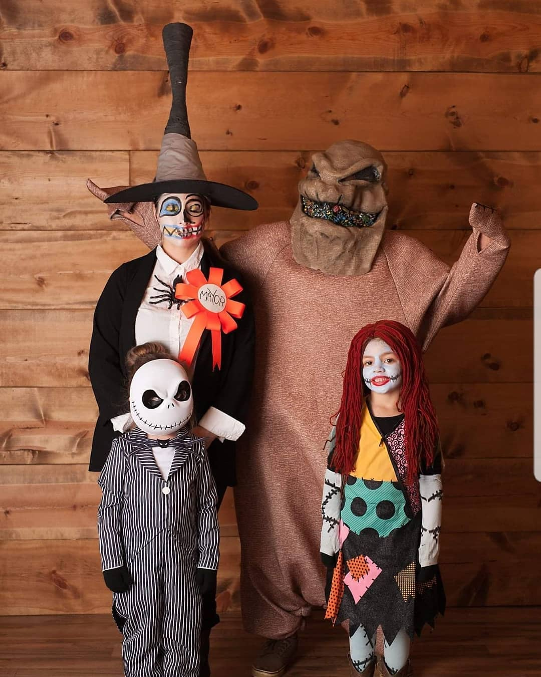 Crazy Halloween Ideas.The Best Halloween Costumes For Families Of Four 2020 Popsugar Family