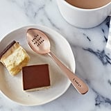 Personalized Rose Gold Tea Spoon