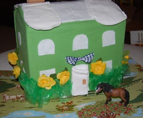 Diaper Cake Using Cloth Diapers 2010-02-05 22:39:27