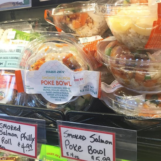 Trader Joe's Poke Bowl