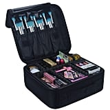Travel Makeup Train Case Makeup Cosmetic Case Organizer