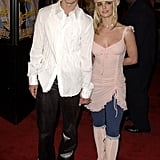 2002 Hollywood Crossroads Premiere