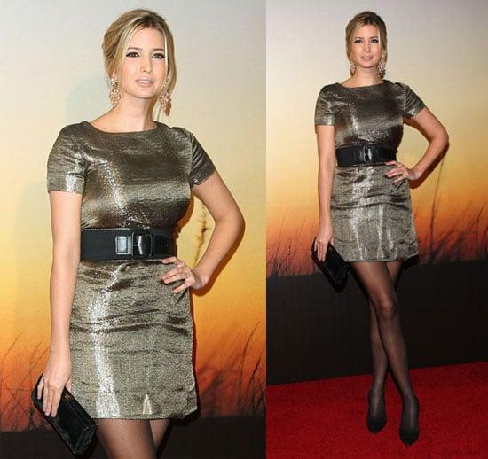 Celebrity Style: Ivanka Trump