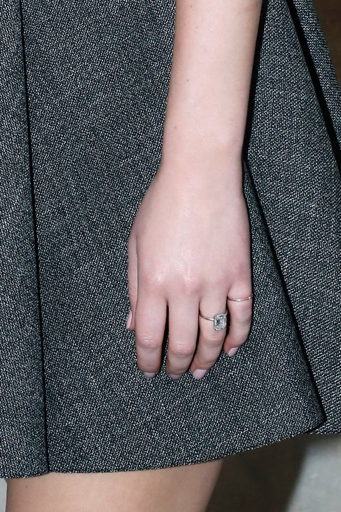 Engagement Ring Trend 2020: Thin Bands