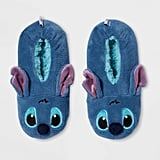 Women's Lilo & Stitch Pull on Slipper Socks