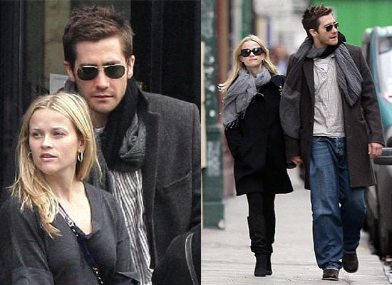 16/03/2009 Reese Witherspoon and Jake Gyllenhaal