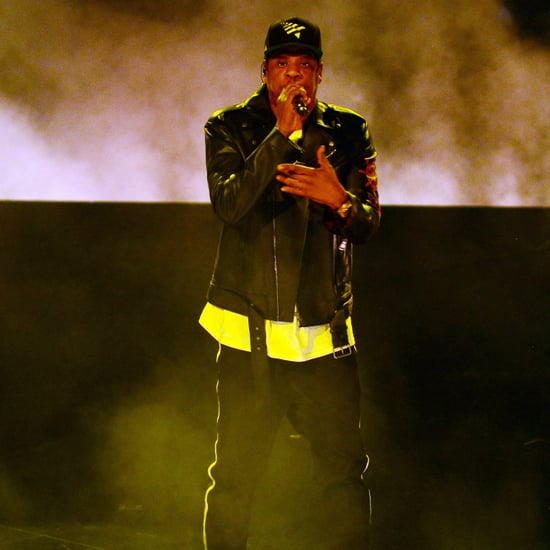 JAY-Z Gives Advice During Concert