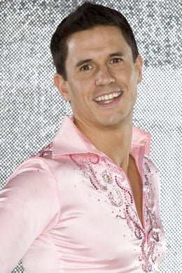 Photos of Jeremy Edwards, Who Was Voted Off Dancing on Ice Week Three