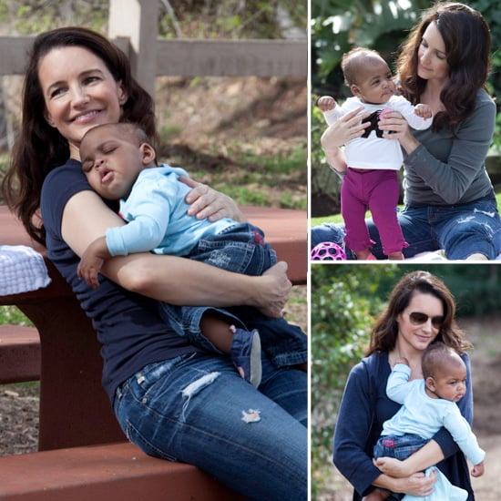 See Pictures of Kristin Davis With Her Adorable Daughter, Gemma
