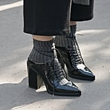 Statement Socks Street Style Trend