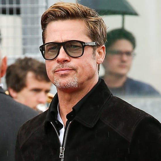 Brad Pitt Talking About His Divorce From Angelina Jolie