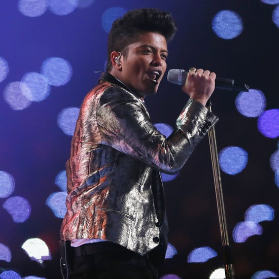 Baby Dances to Bruno Mars