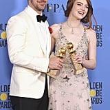 Abgebildet: Ryan Gosling and Emma Stone