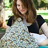 Belly Fish Nursing Cover and Pillow ($20)
