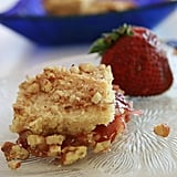 Passover Strawberry Bars